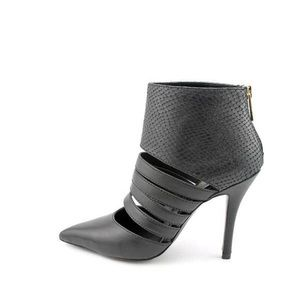 RARE Modern Vice Women's 'Angelina' Leather Boots